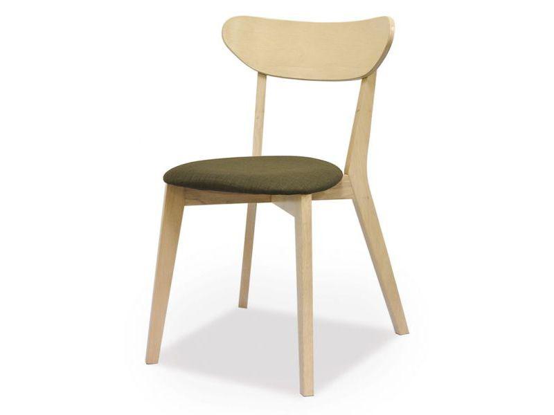 Stolička NARIK dub bielený