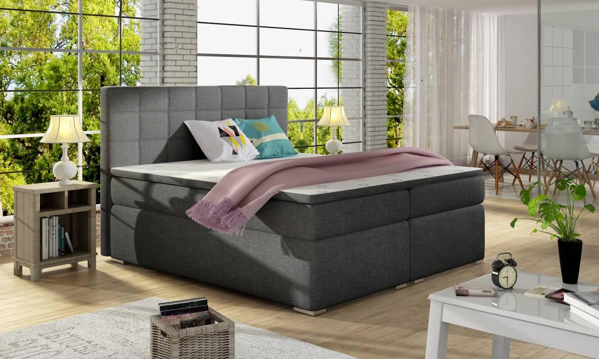ALISA 01 manželská posteľ