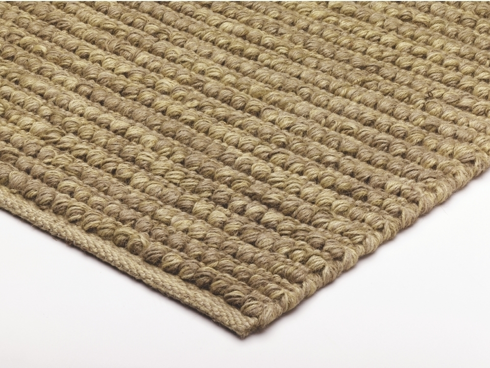 Jute Loop koberec - prírodná
