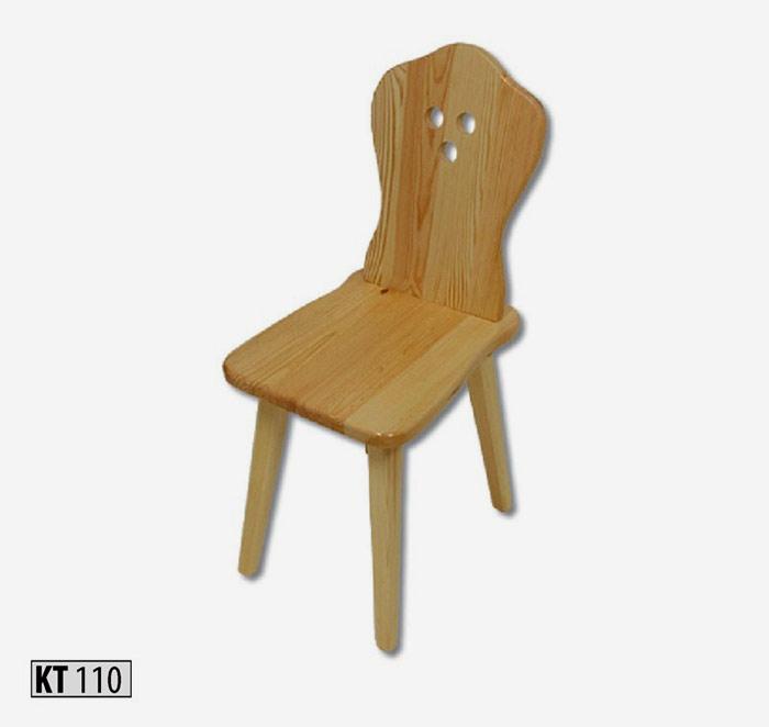KT110 Jedálenská stolička