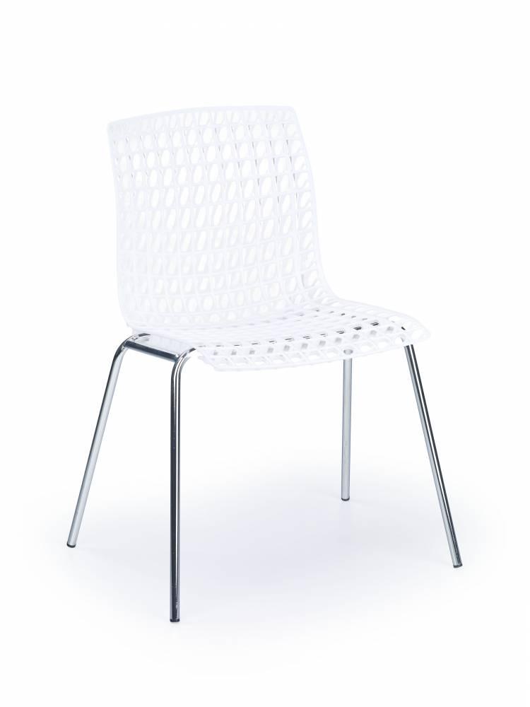 Jedálenská stolička K 160 biela