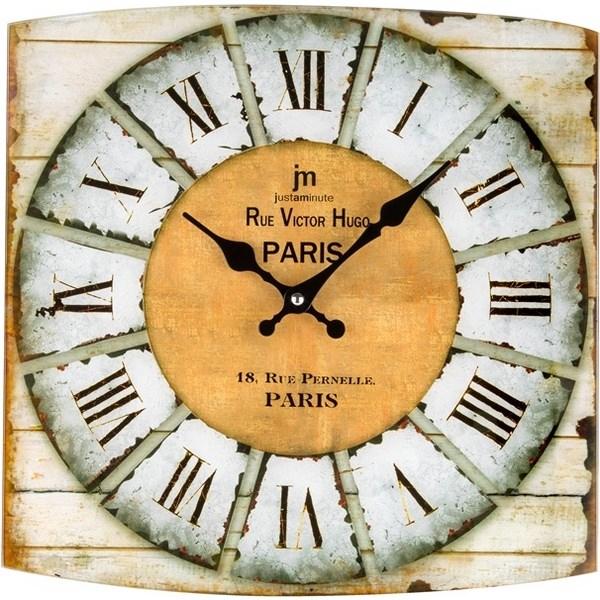 Lowell 14876 nástenné hodiny