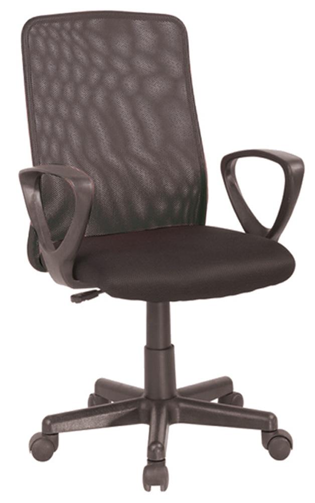 Kancelárska stolička Q-083 čierne