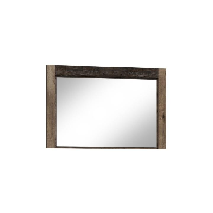 TEMPO KONDELA INFINITY 12 zrkadlo - jaseň tmavý