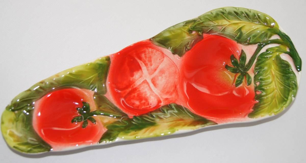Odkladač na varešku - paradajka