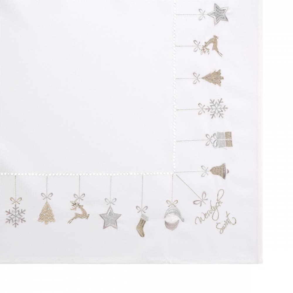 Altom Vianočný obrus Merry Christmas, 80 x 80 cm