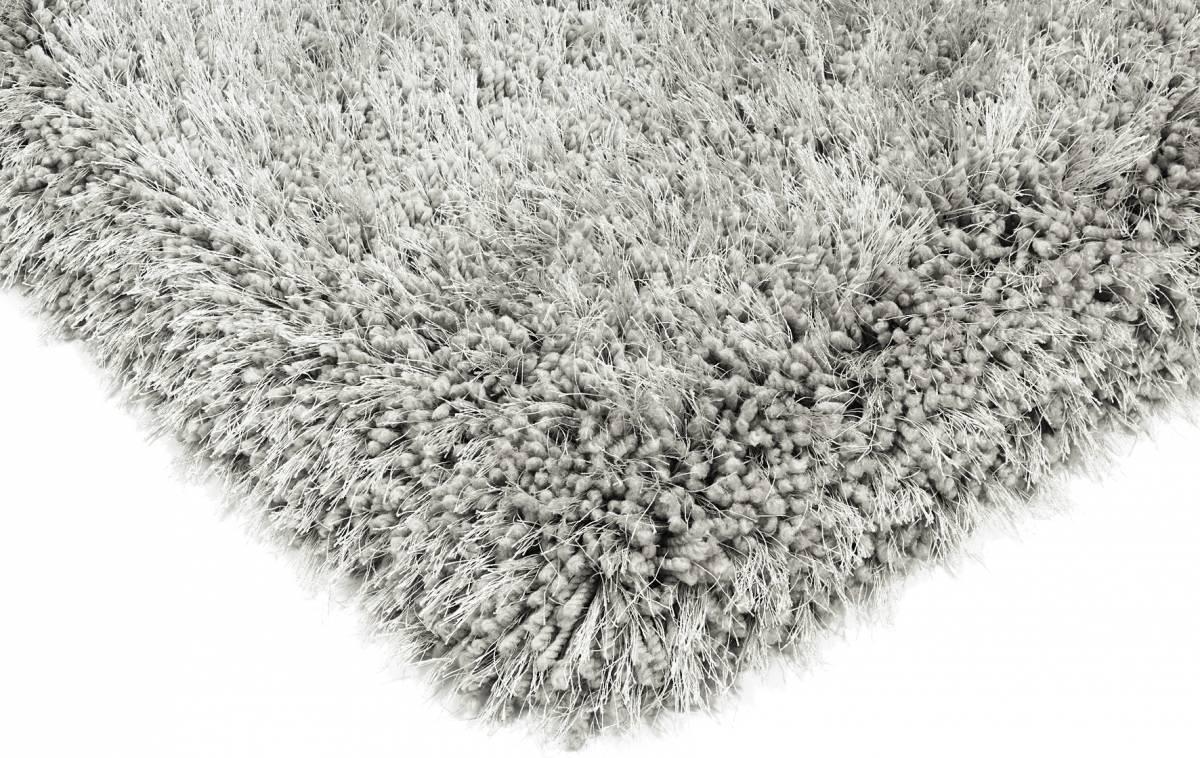 Cascade koberec - strieborná
