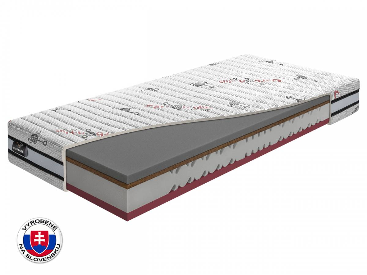 Penový matrac Benab Ontario 220x160 cm (T4/T3)