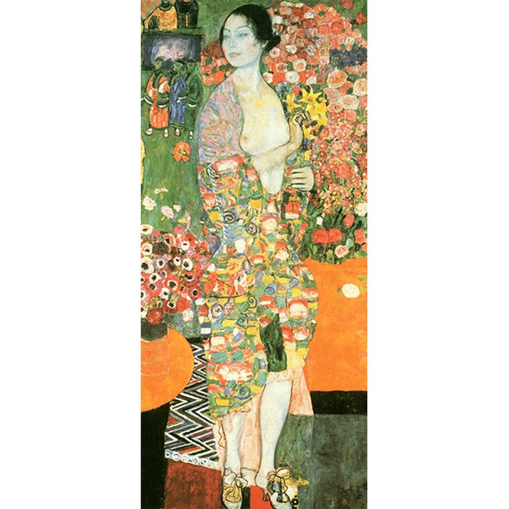 Obraz Gustav Klimt - The Dancer, 70x30cm