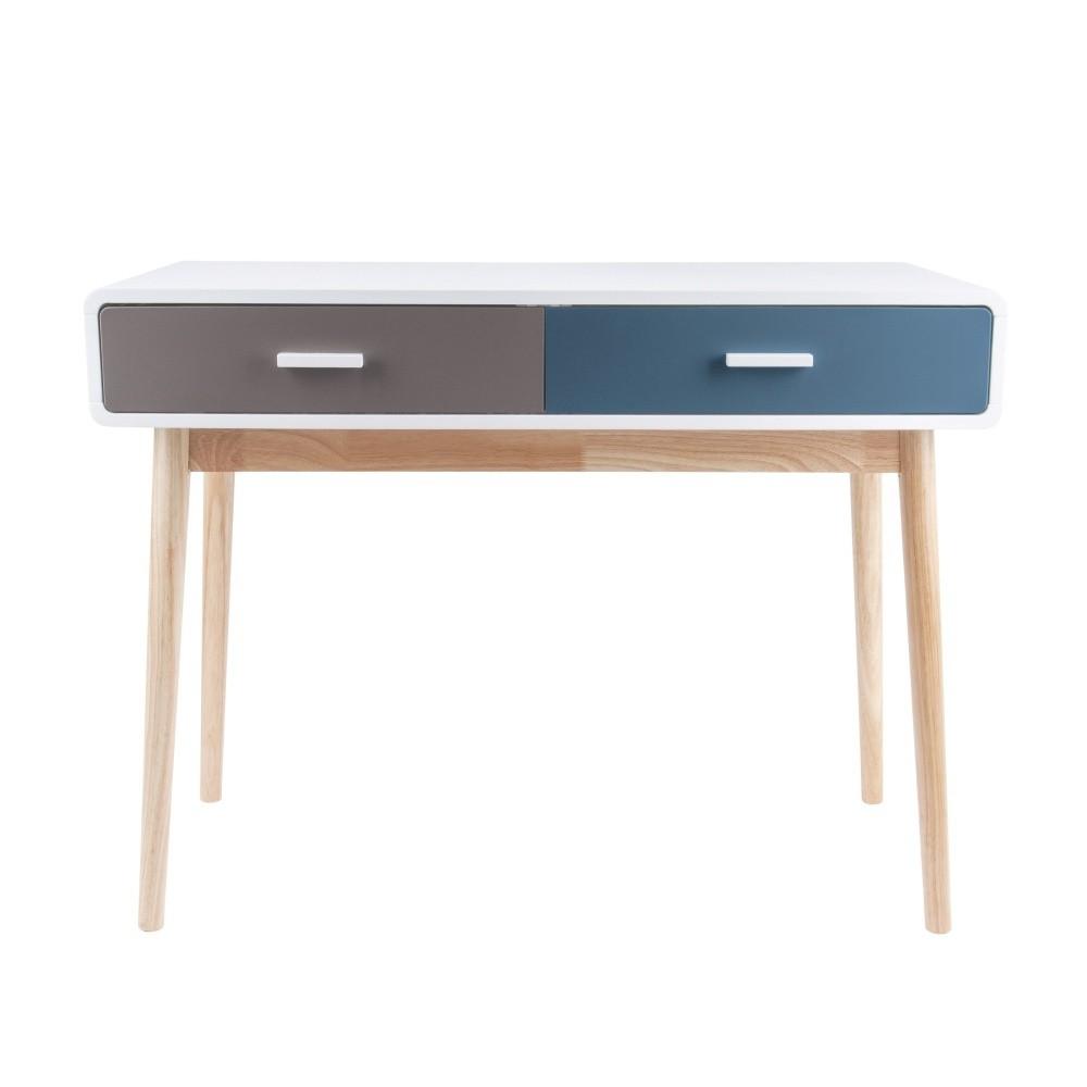 Konzolový stolík s 2 zásuvkami Leitmotiv Neat