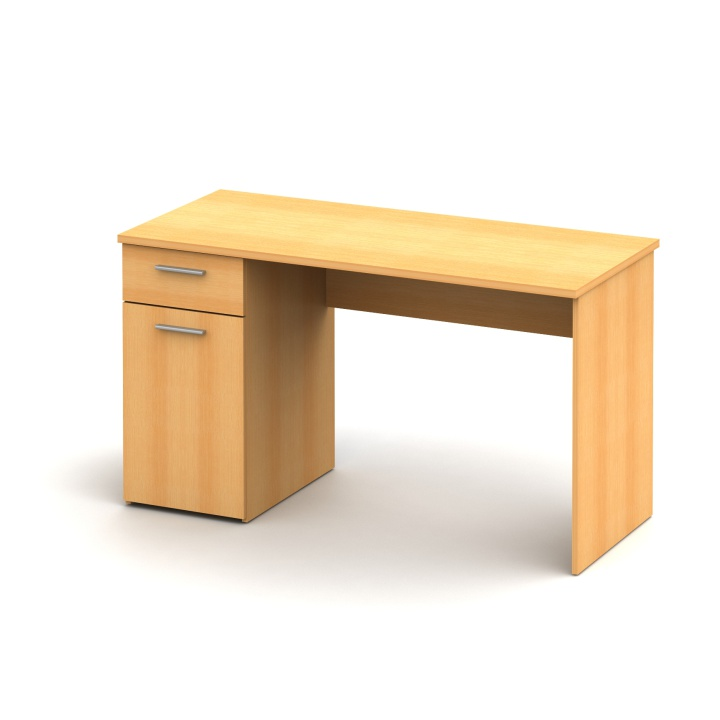PC stolík Egon buk