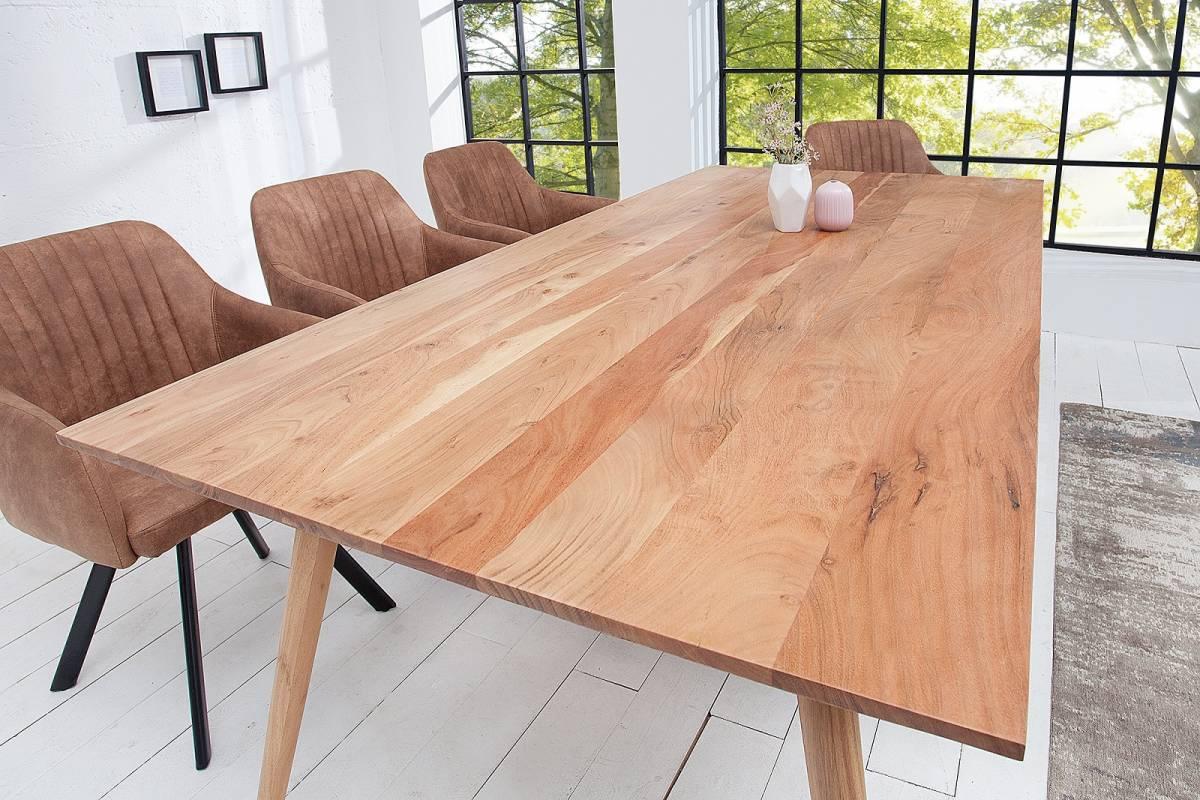 Bighome - Jedálenský stôl MYSTIKA 200 cm - prírodná