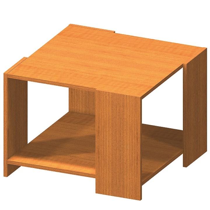 Konferenčný stolík Tempo Asistent New AS 026 čerešňa