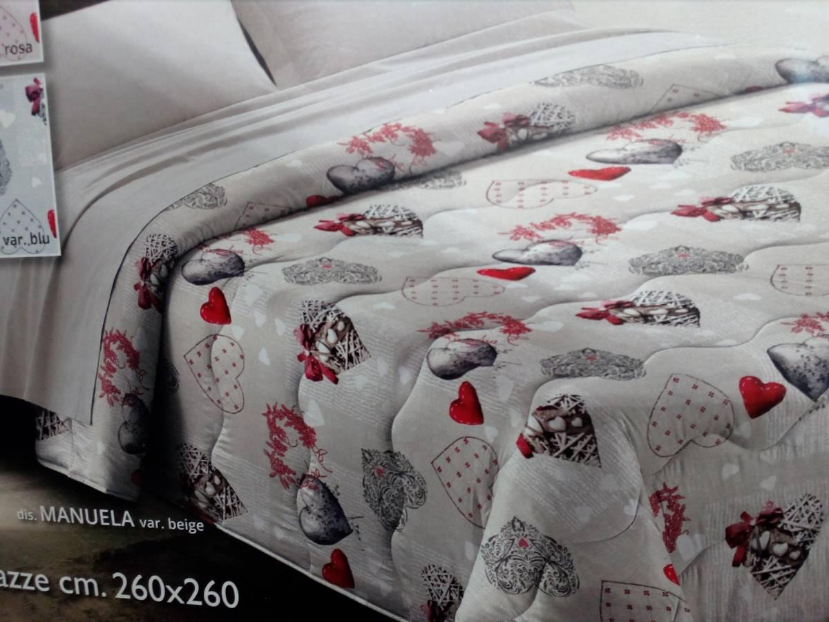 Prehod na posteľ - paplón MANUELA