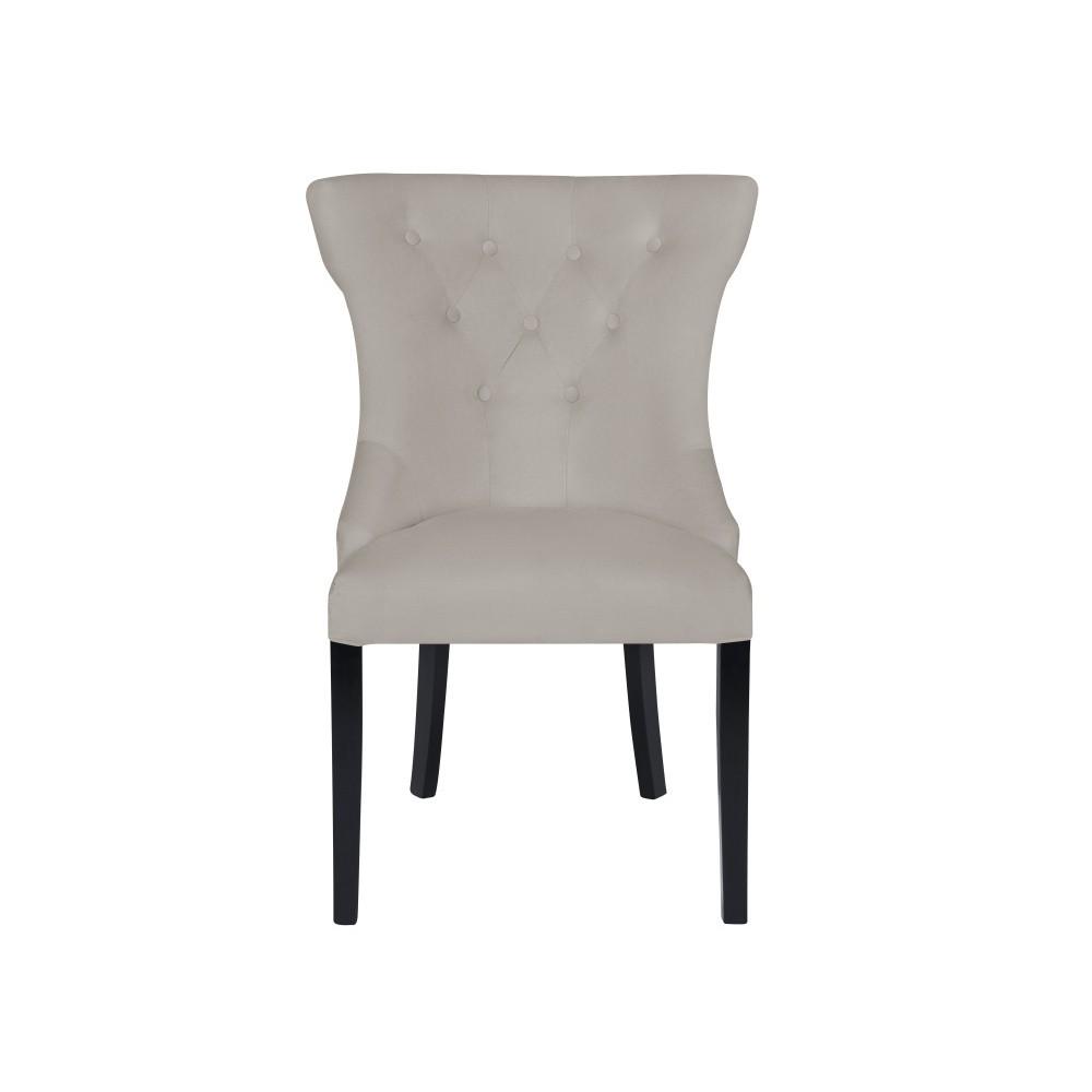 Béžová stolička Micadoni Home Mero