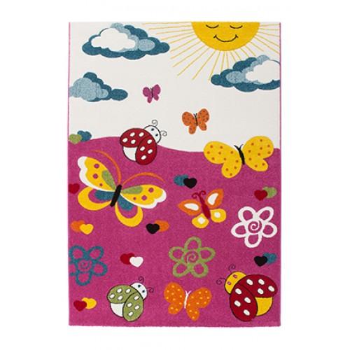 Kusový koberec Amigo 314 Pink