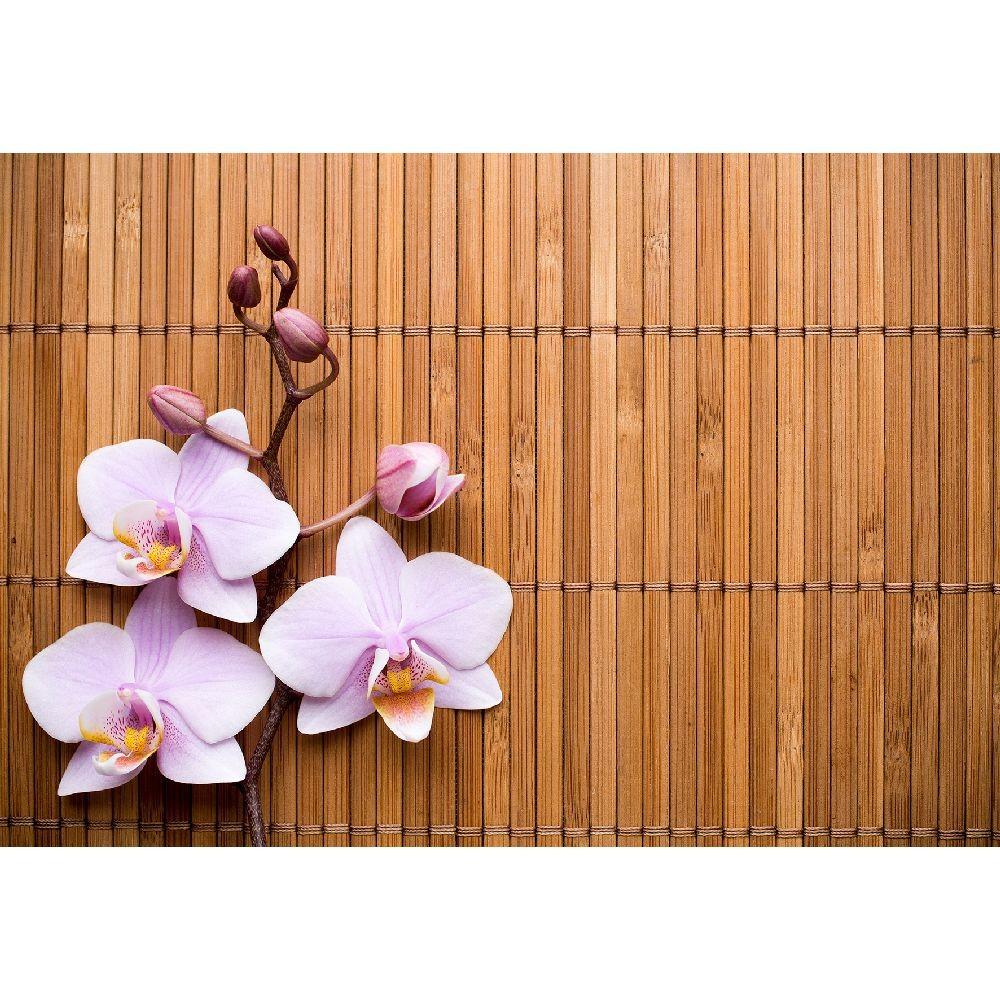 Vinylový koberec Orchid, 52x75 cm