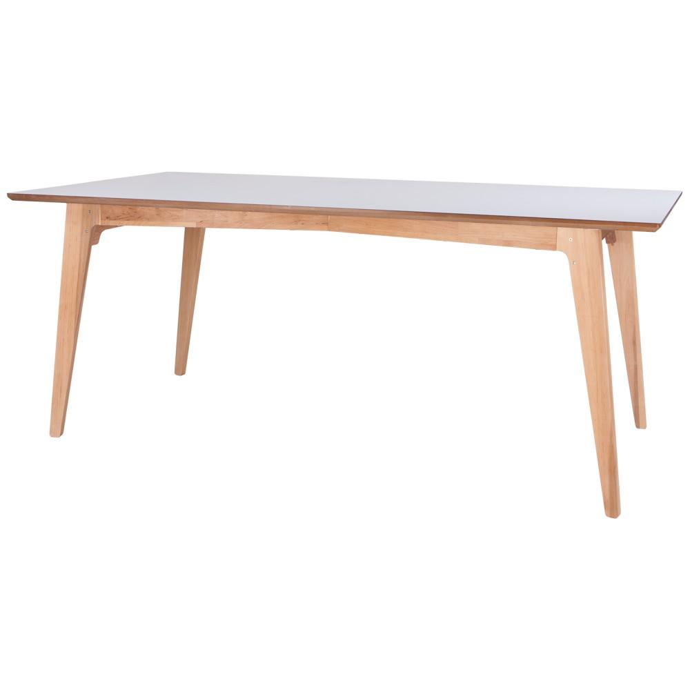 Jedálenský stôl z jelšového dreva Nørdifra Folcha