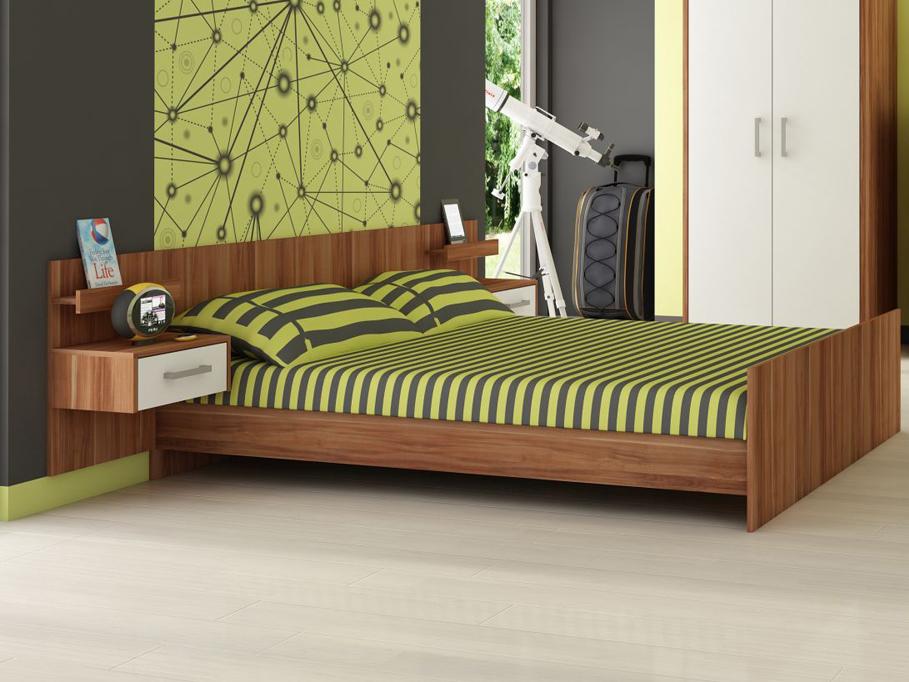 Manželská posteľ 160 cm Vera VER-04