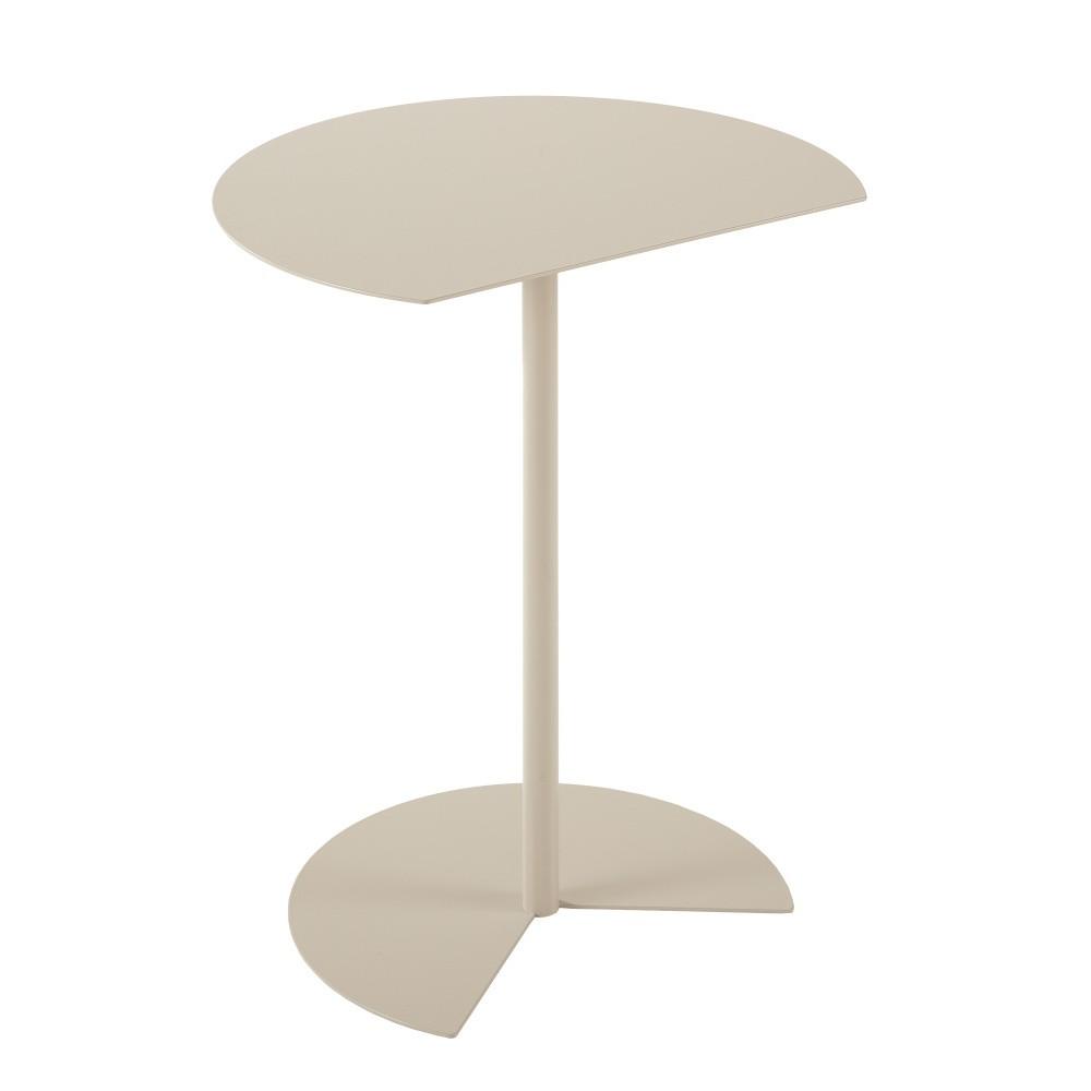 Béžový príručný stolík MEME Design Way
