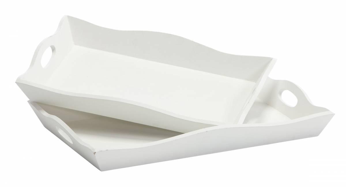 Podnos ALNILAM - biela
