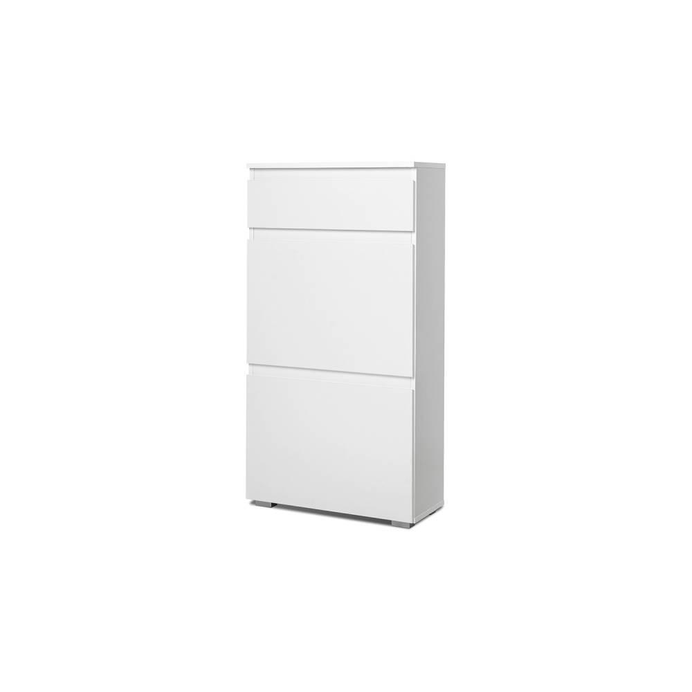 Botník IMAGE 44 biely