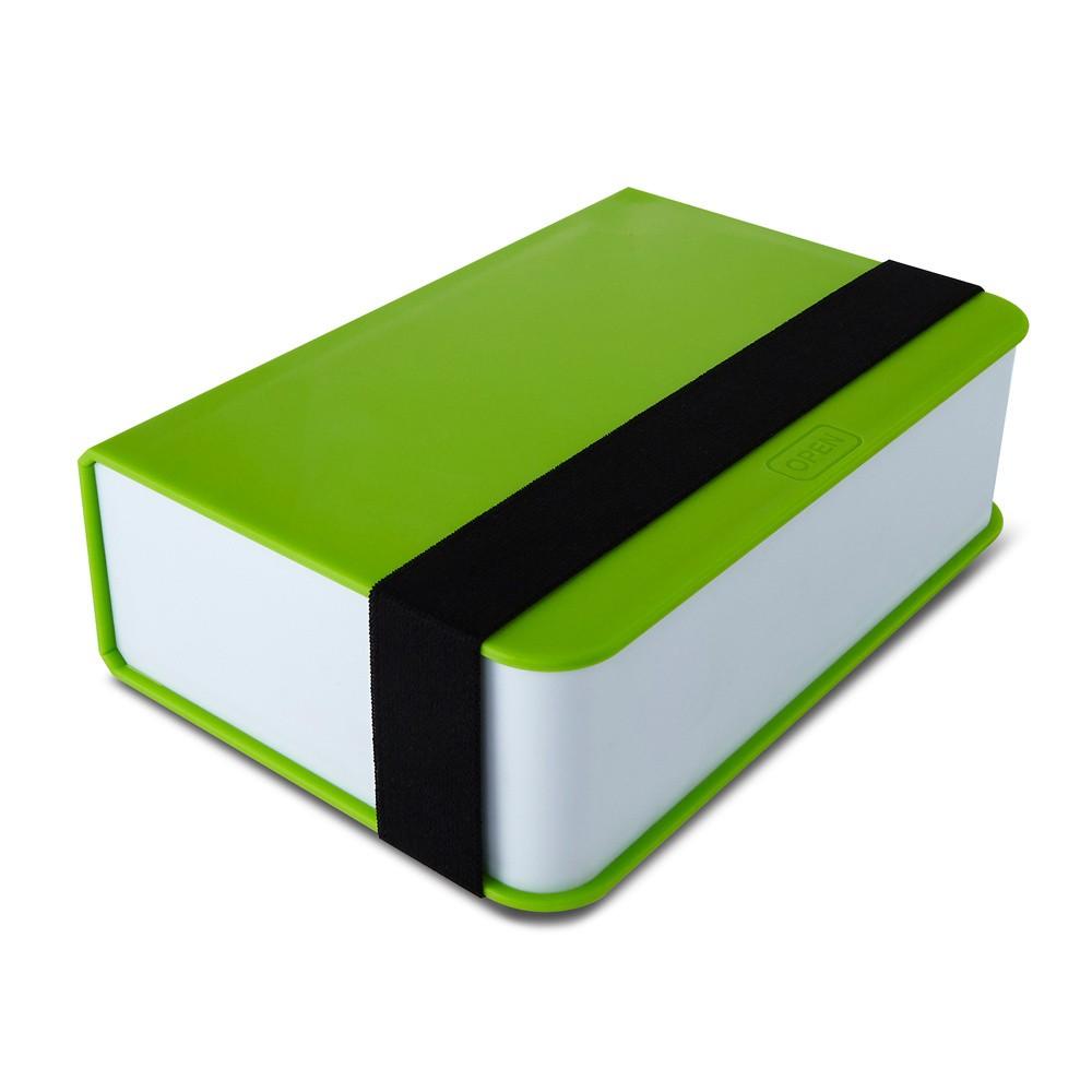 Zelený desiatový box Black Blum Book