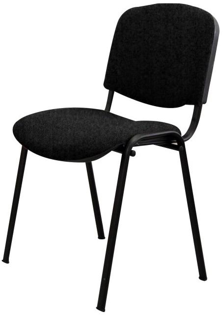 Konferenčná stolička Iso New čierna