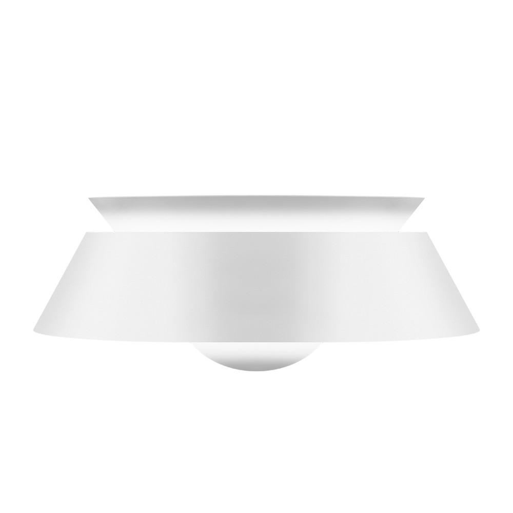 Biele stropné svietidlo Cuna White