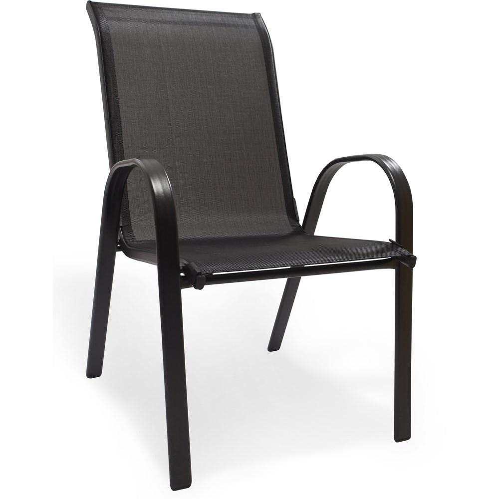 FDZN 5010 AL Záhradná stolička FIELDMANN