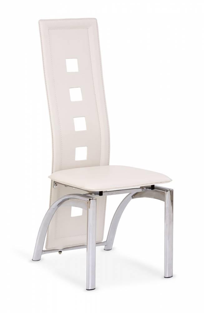Jedálenská stolička K4 krémová