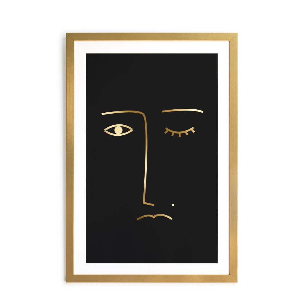 Obraz Really Nice Things Face Her, 40×60 cm
