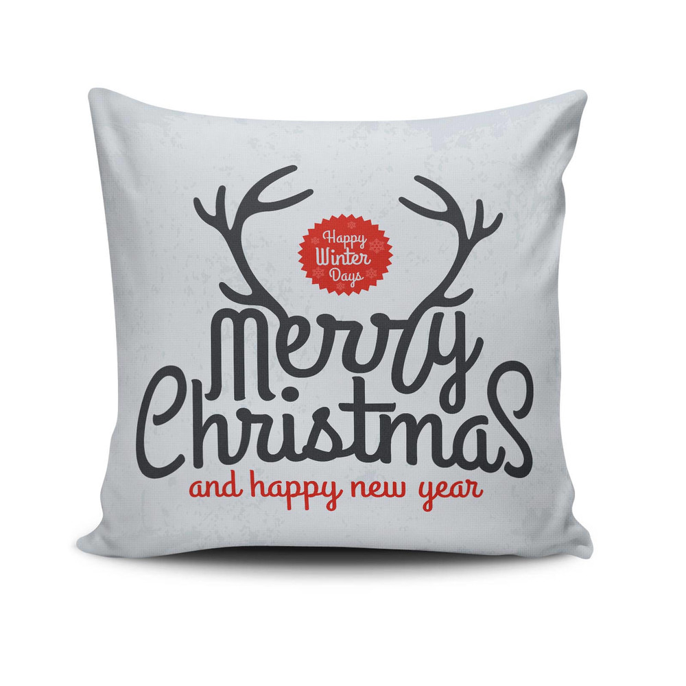 Vankúš Christmas Pillow no. 23, 45x45 cm