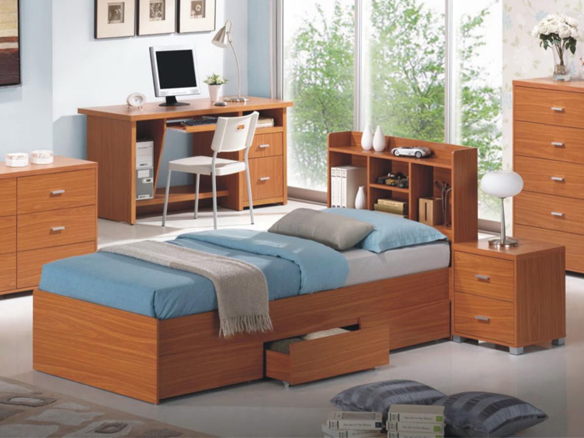Jednolôžková posteľ 90 cm Oscar B FP B01 (s roštom)