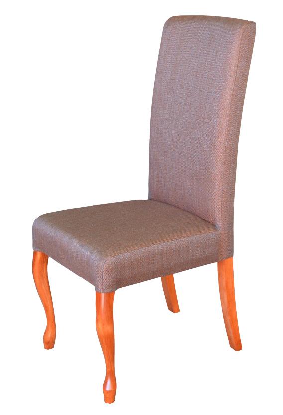 SKOTI 3 LUDWIK jedálenská stolička, látka na výber