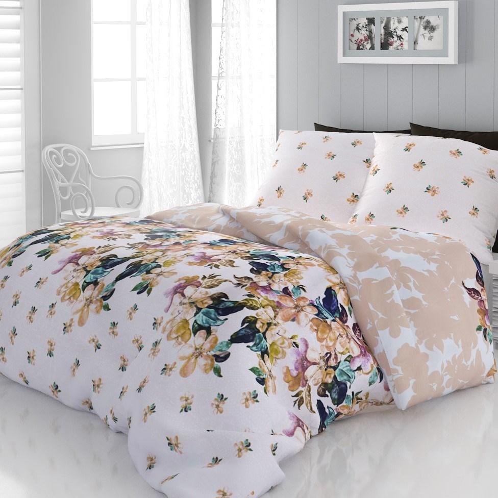Kvalitex Saténové obliečky Laura, 240 x 200 cm, 2 ks 70 x 90 cm