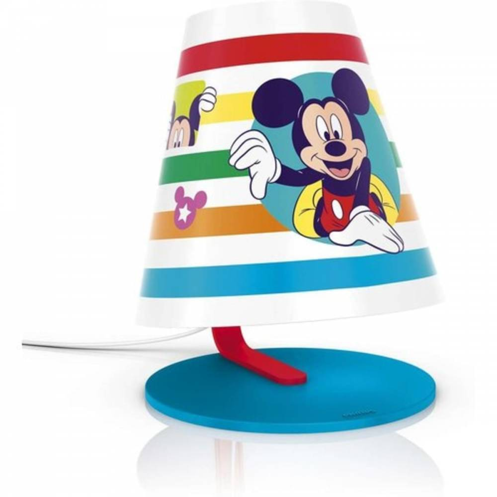 PHILIPS DISNEY LED 71764/30/16 nočná lampa MICKEY