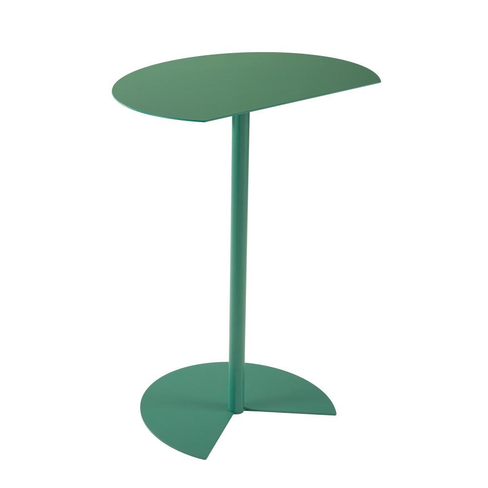 Zelený barový stolík MEME Design Way
