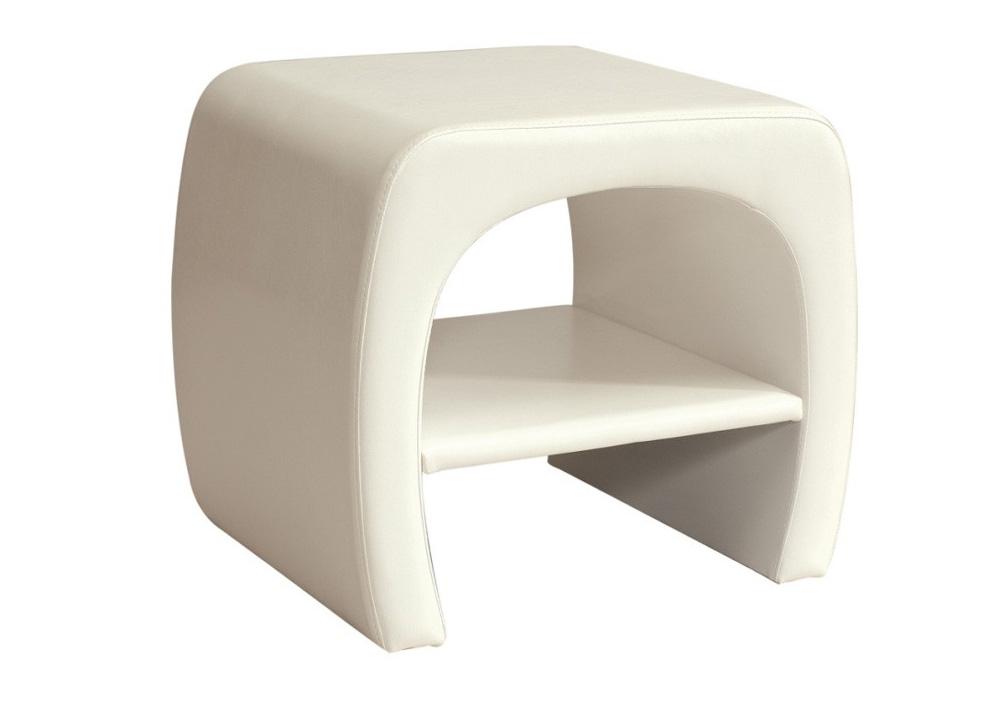ORLEENS nočný stolík, biely