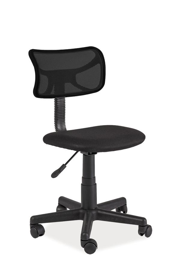 Kancelárske kreslo Q-014   Farba: Čierna
