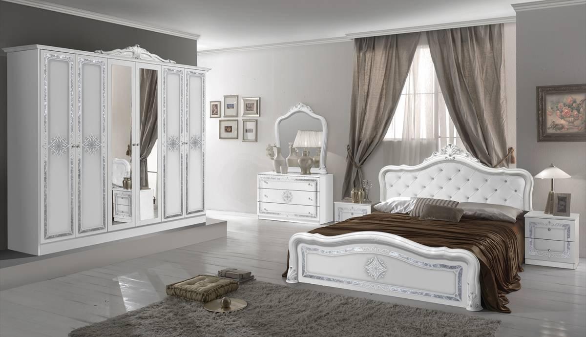 Spálňa LAISA - biela