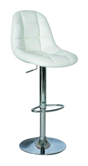 Barová stolička CB-198, krémová