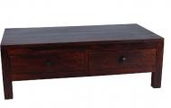 Furniture nábytok  Masívny konferenčný stolík z Palisanderu  Sádek  118x60x40 cm