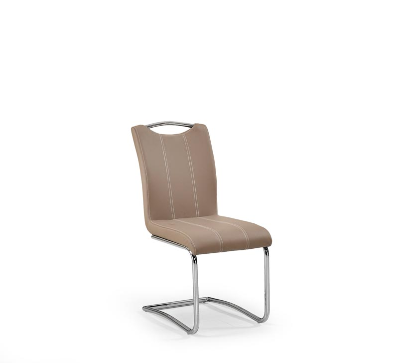 Jedálenská stolička K234 (cappuccino)