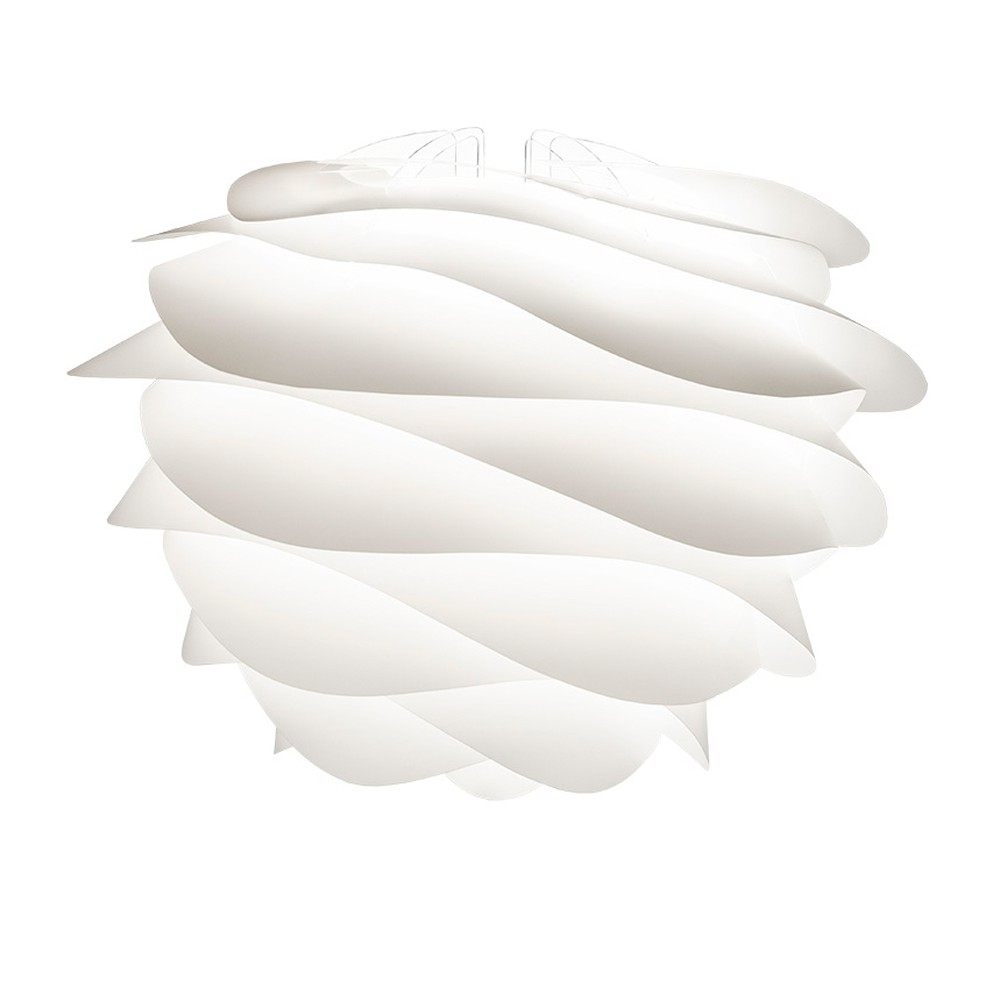 Biele svietidlo Carmina Medium White