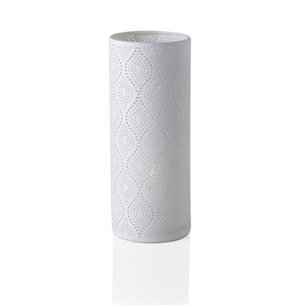 Porcelánová stolová lampa Brandani Eclectic
