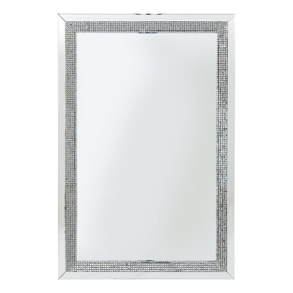 Nástenné zrkadlo Kare Design Diamonds
