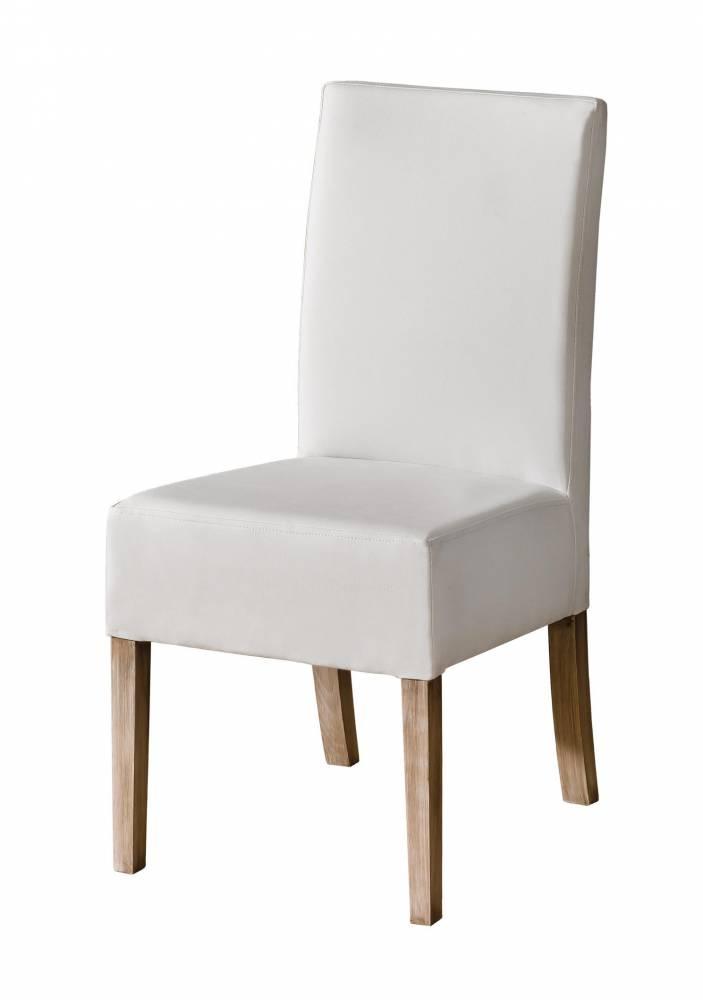 Jedálenská stolička C23 (biela)