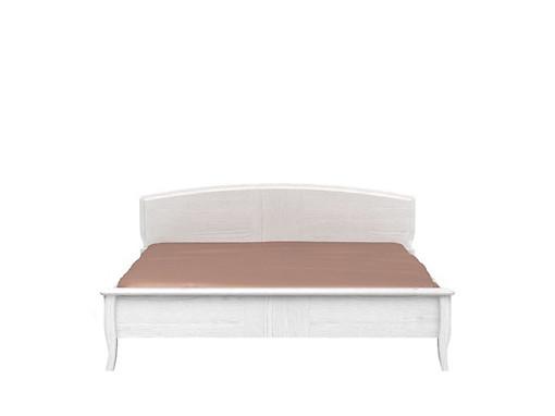 Manželská posteľ 160 cm Orland LOZ/160 (Dub bielený)
