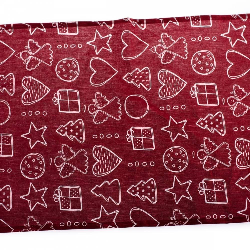 Dakls Obrus Vianočný čas, 40 x 36 cm